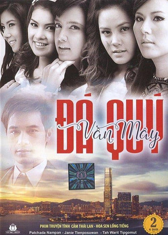 Da Quy Van May - Phan 2 END - 6 DVDs - Phim Thai Lan - Long Tieng