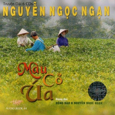 6 CDs Audio Book - Nguyen Ngoc Ngan - Mau Co Ua