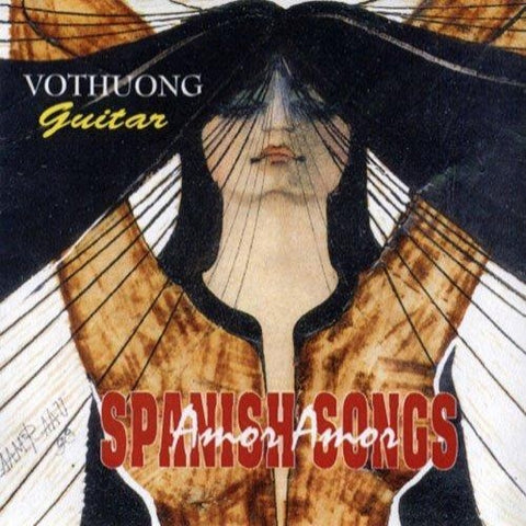 CD Vo Thuong Guitar - Spanish Song
