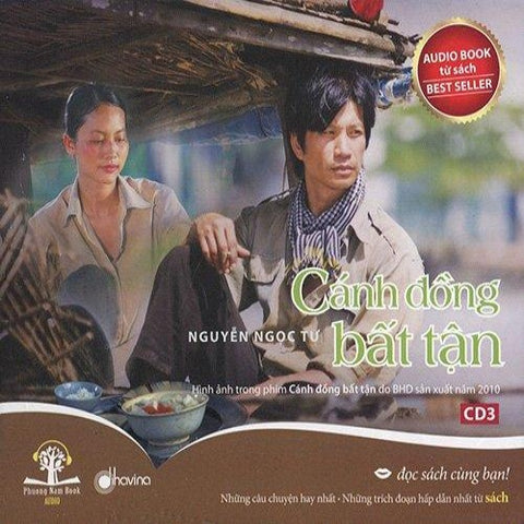 Canh Dong Bat Tan 3 - CD Audio Book