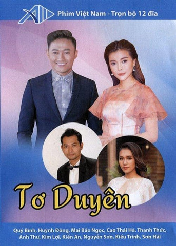 To Duyen - Tron Bo 12 DVDs - Phim Mien Nam