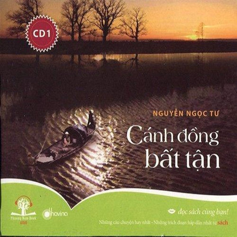 Canh Dong Bat Tan 1 - CD Audio Book