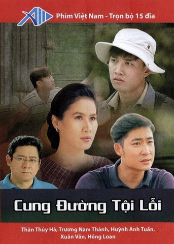 Cung Duong Toi Loi - Tron Bo 15 DVDs - Phim Mien Nam
