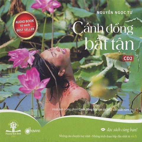 Canh Dong Bat Tan 2 - CD Audio Book