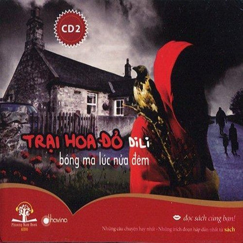 Trai Hoa Do 2 - Bong Ma Luc Nua Dem - CD Audio Book