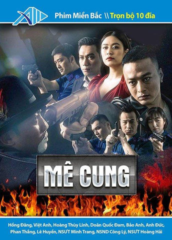 Me Cung - Tron Bo 10 DVDs - Phim Mien Bac