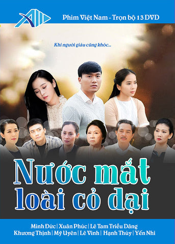 Nuoc Mat Loai Co Dai - Tron Bo 13 DVDs - Phim Mien Nam