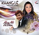 Khang Le Tuyet Pham Song Ca - Hoa No Ve Dem - CD