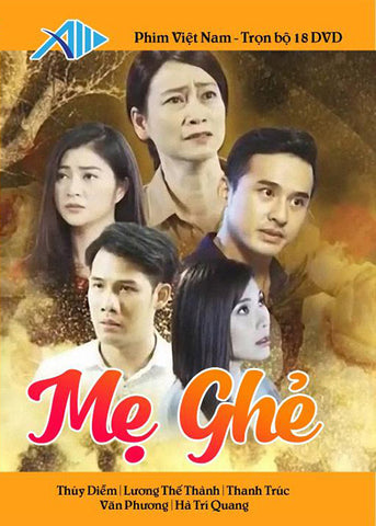 Me Ghe - Tron Bo 18 DVDs - Phim Mien Nam