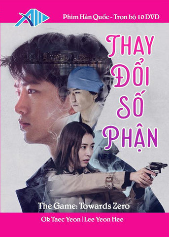 Thay Doi So Phan - Tron Bo 10 DVDs - Long Tieng