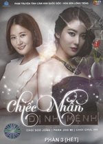 Chiec Nhan Dinh Menh - Phan 3 END - 6 DVDs - Long Tieng  - SALE