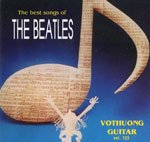 CD Vo Thuong Guitar - The Best Songs Of The Beatles