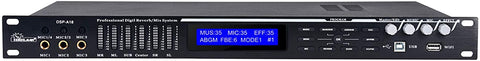 IDOLmain DSP-A18 Professional Multi Effects Karaoke Processor With Wi-Fi Built-In and Free App - Model 2020