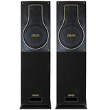 "BMB CSH-200 300W 8"" Speakers + CSH-W200 Subwoofer (Black) - Model 2020"