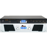 BMB Karaoke Sound Processor & 2500W Professional Power Amplifier