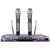 IDOLmain UHF-X1D Dragon Engraved-Limited Edition Professional Performance With Anti Feedback,Ultra Low Distortion, and No-Touch Frequency Scanning With Digital Pilot Technology