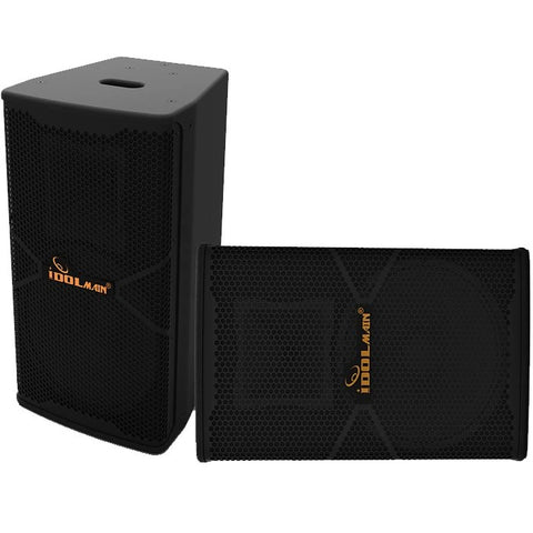 IDOLMAIN IPS-P18 1800W Professional Deep Bass And Clarity Karaoke Loudspeaker - FREE Stands, Wires - Model 2020