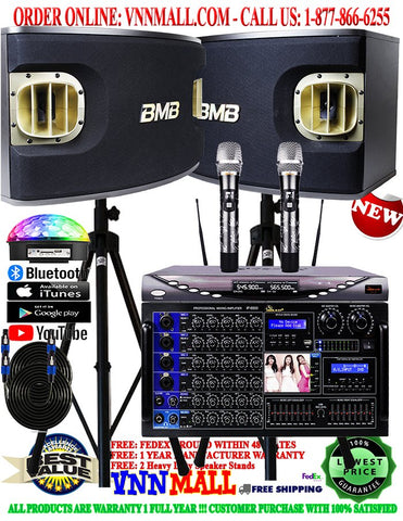 KARAOKE SYSTEM 12 - NEWEST MODEL: 2021 - 2400 WATTS - YOUTUBE KARAOKE SYSTEM: PHONE, IPAD, TV