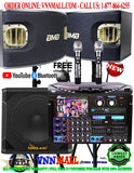 KARAOKE SYSTEM 31 - NEWEST MODEL: 2021 - THE BEST YOUTUBE KARAOKE SYSTEM - 3400 WATTS - 15 INCH SUB