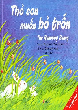 Picture Book Song Ngu - Tho Con Muon Bo Tron - Tac Gia: Margaret Wise Brown - Book