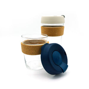KeepCup Brew Cork in Spruce and Filter at Lambertville Trading Company