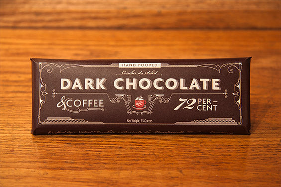 Dark Chocolate & Coffee Bar