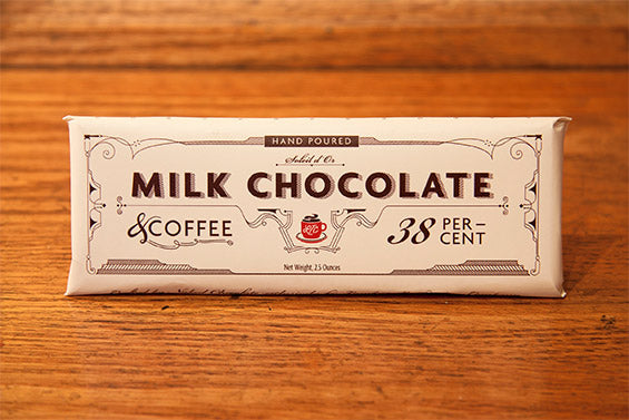 Milk Chocolate & Coffee Bar