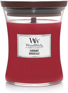 Bougie parfumé WoodWick - Currant - 10 oz