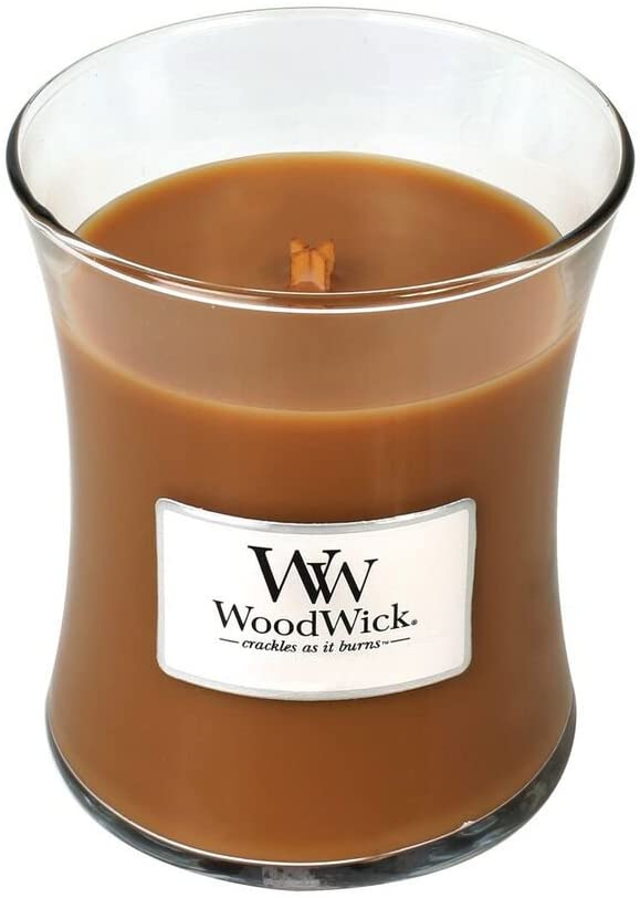 Bougie parfumé WoodWick - Hot Toddy - 10 oz