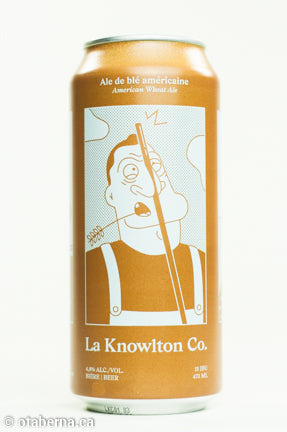 La Knowlton Co. - Ale de blé américaine