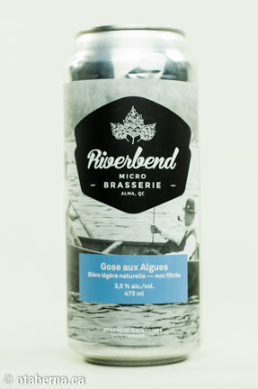 Riverbend - Gose aux algues (traditionnelle)