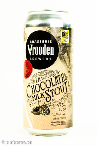 Vrooden – Chocolate Milk Stout