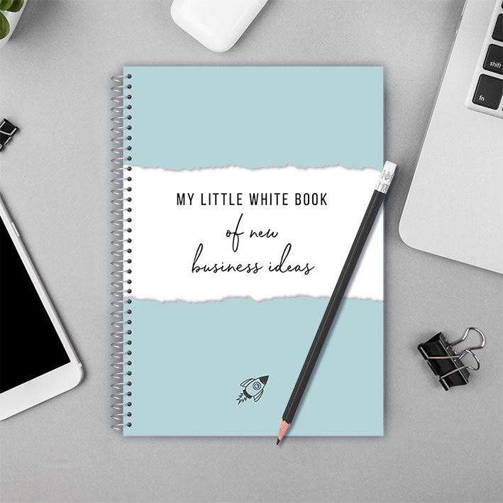 My Little White Book of New Business Ideas