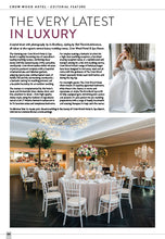 Load image into Gallery viewer, Great Northern Wedding Venues magazine - postage included