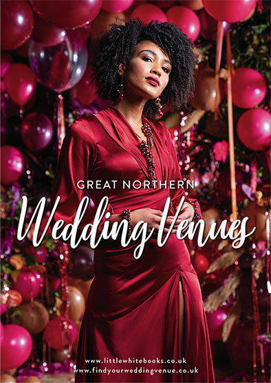 Great Northern Wedding Venues magazine - postage included