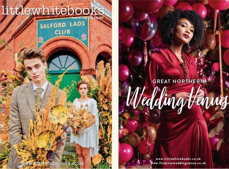 Buy Both Magazines - Little White Books and Great Northern Wedding Venues