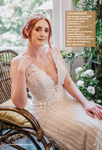 Little White Books wedding magazine - postage included