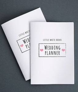 Wedding Planner - size A5 - postage included