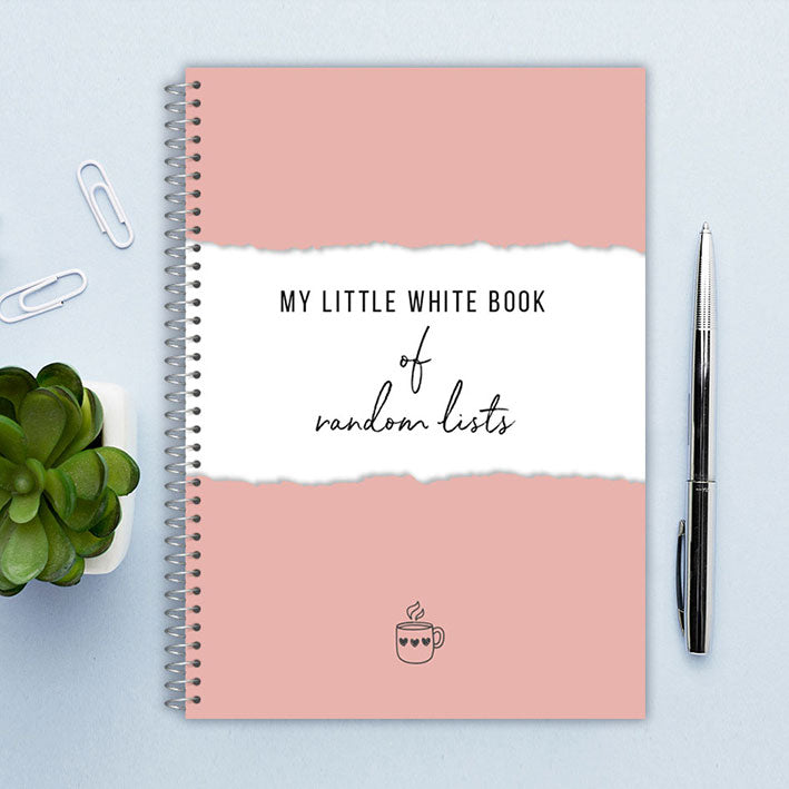 My Little White Book of Random Lists
