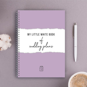 My Little White Book of Wedding Plans