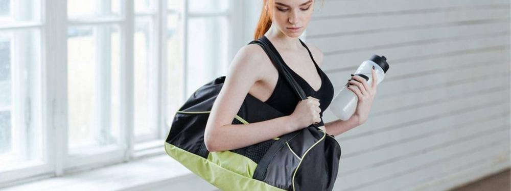 6 Beauty Essentials Every Girl Needs in Her Gym Bag