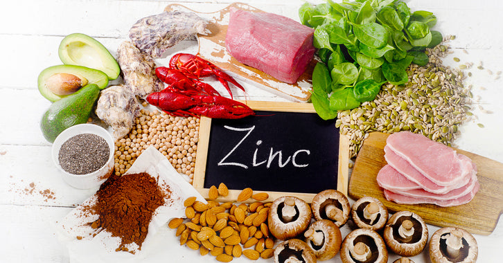 Zinc - Vital Pharmacy Supplies