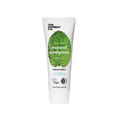 The Humble Co. Natural Toothpaste Fresh Mint 75mL - $5.99