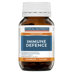 Ethical Nutrients Immuzorb Immune Defence 60 Tablets