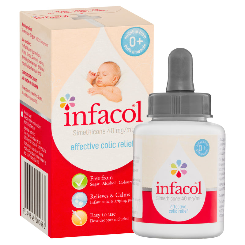 Infacol Simethicone 40mg 50mL