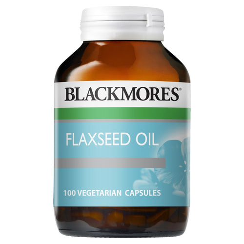 Blackmores Flaxseed Oil 100 Capsules