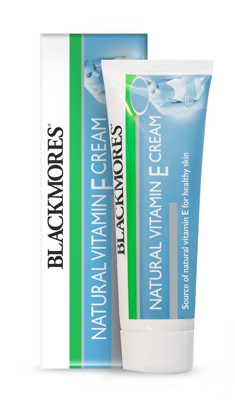 Blackmores Natural Vitamin E Cream 50g - Vital Pharmacy Supplies