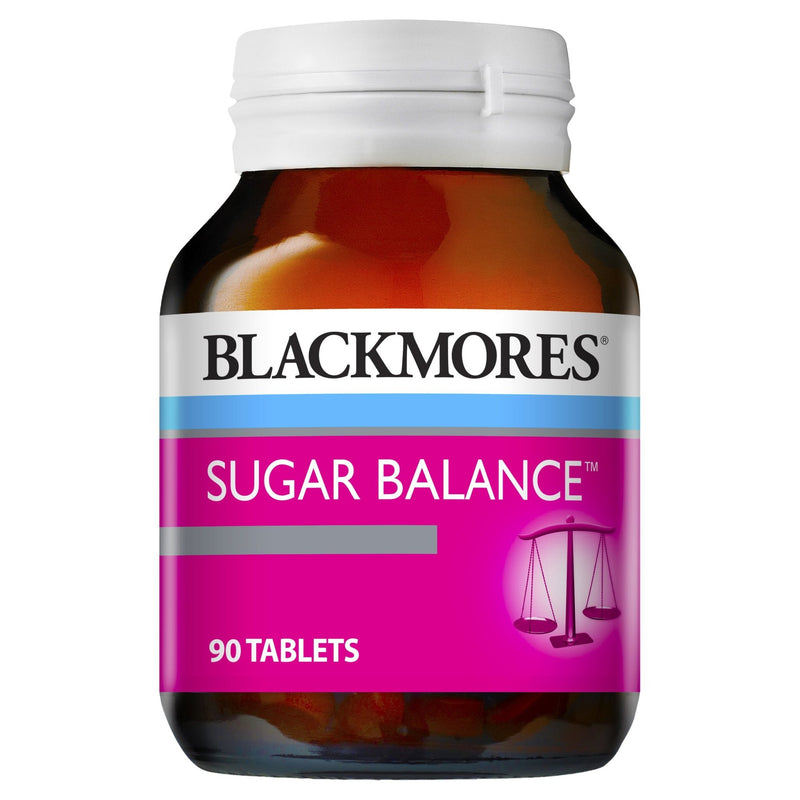 Blackmores Sugar Balance 90 Tablets - Vital Pharmacy Supplies