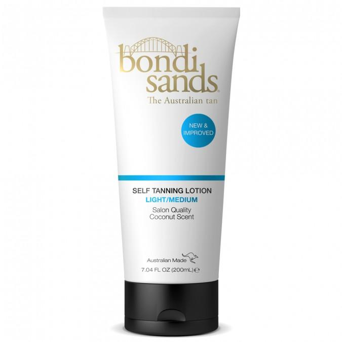 Bondi Sands Self Tanning Lotion Light/Medium 200mL - Vital Pharmacy Supplies