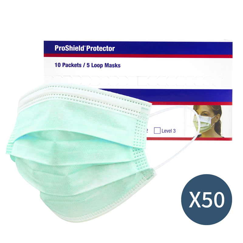 BSN Proshield Protector Certified Level 2 Surgical Masks - Vital Pharmacy Supplies